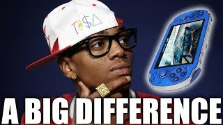 Soulja Boy Is Back With ANOTHER Game Console, But Something's Changed...
