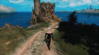 Witcher 3 Ciri's long journey