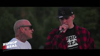 Interview with Madchild in Moscow for HipHop4Real: про Swollen Members; Oxxxymiron