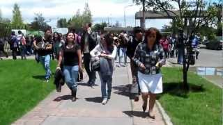 preview picture of video '(HD) Walking through Bogota, Colombia'