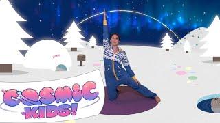 Joybob The Polar Bear   A Cosmic Kids Yoga Adventure!