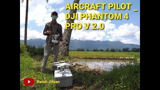 ATAB I PRESENT (AirCraft : Dji Phantom 4 Pro V 2.0)