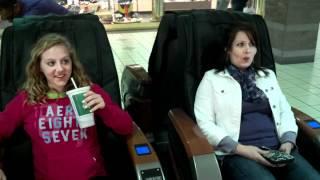 Mall Massage Chair #1