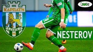 Andriy Nesterov Concrete Defence / Андрей Нестеров защитник Карпаты Львов