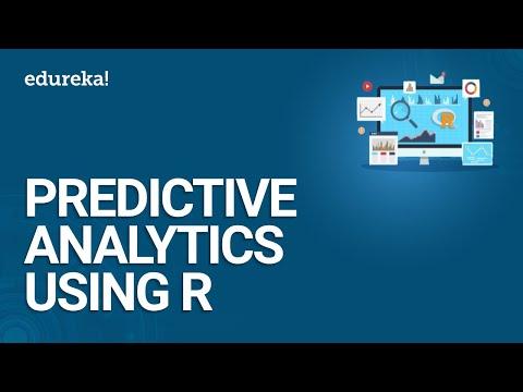 Predictive Analytics Using R | Data Science Certification Training