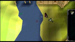 How to: Fly fish in Runescape