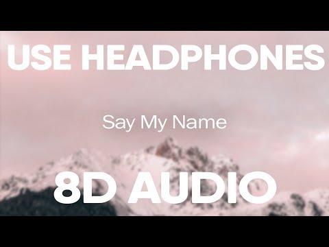 Download David Guetta Say My Name 8d Audio Ft Bebe Rexha J Balvin Download Video Mp4 Audio Mp3 2021