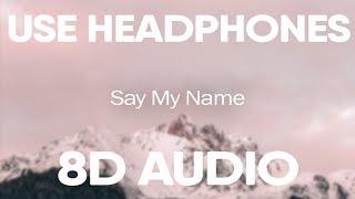 David Guetta – Say My Name (8D AUDIO) ft. Bebe Rexha, J Balvin