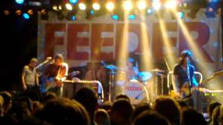 Feeder - Call Out -  Live Amsterdam Melkweg 04-11-2010