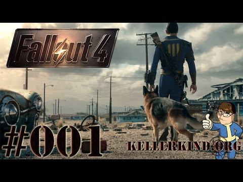 Fallout 4 [HD|60FPS] #001 - Der Anfang vom Untergang ★ Let's Play Fallout 4
