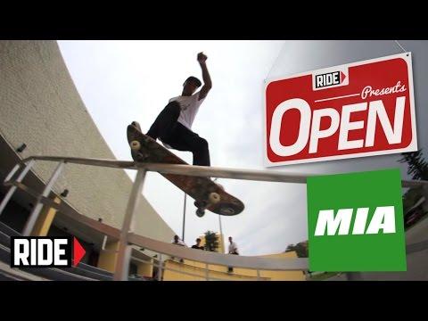 MIA Skate Shop Open Ep 6 Ride Channel