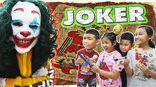 หลุดเข้าไปในเกมส์ JOKER!!   ตัวตลกโจ๊กเกอร์ Part2/2   ต้องหนีให้ได้!!   JOKER Must Escape !!