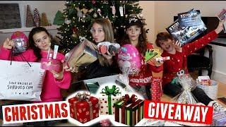 HEEL VEEL KERST CADEAUTJES UITPAKKEN EN WEGGEVEN AAN JULLIE!   CHRISTMAS GIVEAWAY!