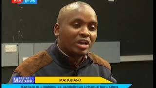 Afrika Mashariki  : Mahojiano na Shem Ochuodho
