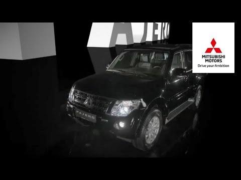 Mitsubishi Pajero Wagon Внедорожник класса J - тест-драйв 2