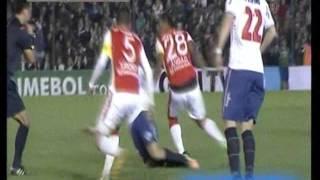 (Relator Enojado) Nacional 0 Santa Fe 2 (Pasion Tricolor)  Copa Sudamericana 2015