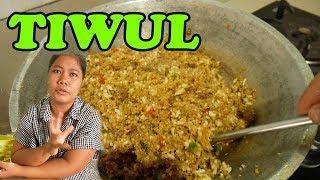 memasak TIWUL | kuliner | nasi goreng tiwul | salembrot
