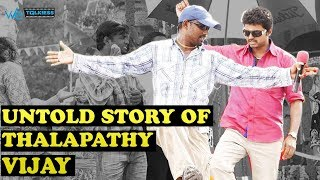 This is how Vijay became a Superstar | Untold Story Of Thalapathy Vijay | Ashok Raja Interview