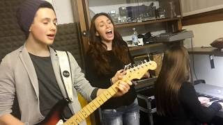"""Counting Stars"" by One Republic (Rossella Longo, Thomas Bocchimpani, Vanessa Live Cover)"