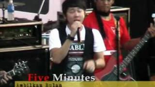 Five Minutes Live Perform @ SMANELA Lawang-06 AMbiLkan BuLan.DAT