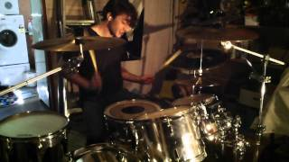 Falling in Love - Taio Cruz (Drum Cover)