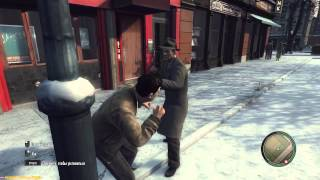 Mafia 2 - Уличные драки