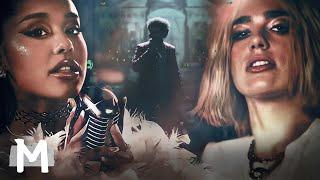 The Weeknd, Ariana Grande, Dua Lipa - Save Your Tears (Remix Video)