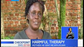 Harmful Therapy: How a Bungoma physician broke a child's leg
