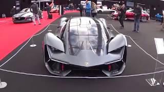 FAI 2018 - Lamborghini Terzo Millenio - FIRST LOOK