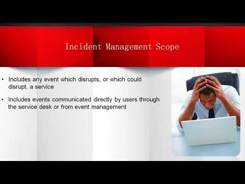 ITIL Service Operation Processes - I (ITIL Certification Training 2018 ...
