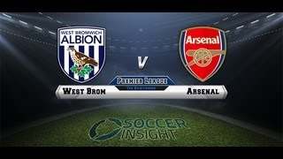 WBA V Arsenal Soccer Betting Preview 2013