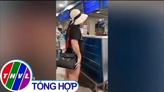 Một đoạn video clip đang gây xôn xao mạng xã hội những ngày qua khi một nữ hành khách quê Hà Nội đã gây náo loạn tại sân bay Tân Sơn Nhất (TPHCM). Nguồn tin từ Công an quận Đống Đa, Hà Nội xác nhận, người phụ nữ trên là bà Lê Thị Hiền (36 tuổi), là cán bộ công an quận Đống Đa.  #Ngườiđưatin #Ngườiđưatin24G  Mọi đóng góp để chương trình hoàn thiện hơn vui lòng liên hệ:  Website: http://www.thvli.vn                 http://www.thvl.vn YouTube: http://bit.ly/THVLTongHop Facebook: https://www.facebook.com/VinhLongTV