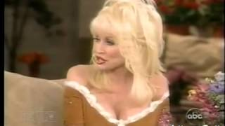 Dolly Parton on The View promoting Halos  Horns Full interview