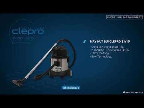 Top 7 Máy hút bụi công nghiệp tốt nhất của CLEPRO