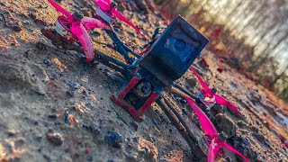 Fpv Freestyle Into The Woods