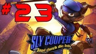 Let´s Play Sly Cooper Jagd Durch Die Zeit Part 23 - Sly Zockt Im Casino [Deutsch/HD]