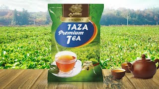 Product Packaging Design-Tutorial In Photoshop Tea Packaging