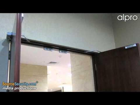 Alpro Vortex Compact Door Magnet