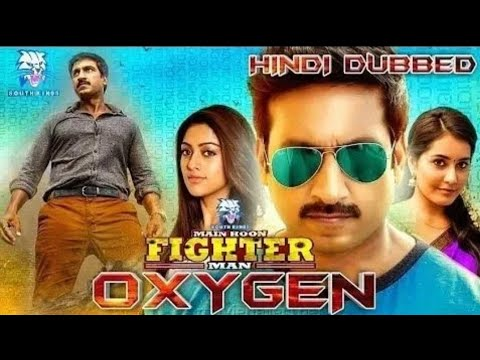Main Hoon Fighter Man Hindi Dubbed Movie 2019 | Latest Update | Gopichand, Raashi Khanna | Sony Max