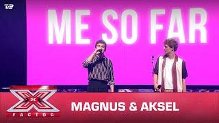 Magnus & Aksel synger 'Mother' - Charlie Puth (Live) | X Factor 2020 | TV 2