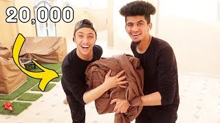 عطيت محمد هديه بقيمة 20,000 ريال سعودي ( بغى يبكي ) !!