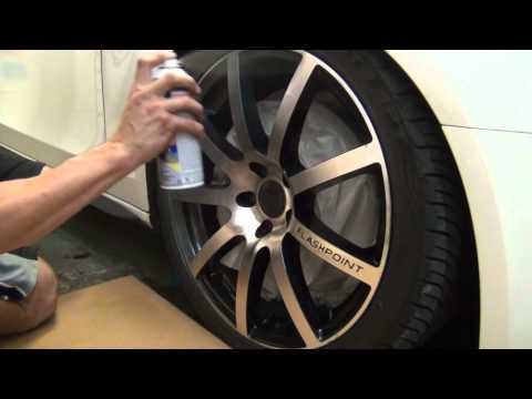 GunMetal Gray Plasti Dip – Wheels and Rims