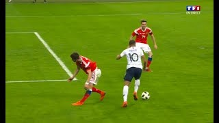 10 Minutes of Kylian Mbappe Humiliating Defenders
