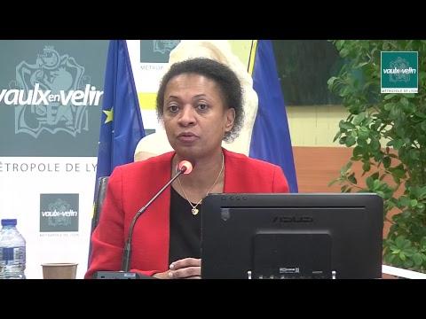 Conseil Municipal Ville de Vaulx-en-Velin vendredi 15 février 2019