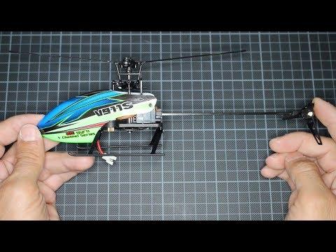 WLtoys V911S Helikopter İnceleme