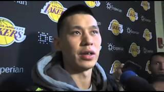 Jeremy Lin Press Conference