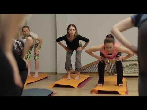 Yoga board в Сфере на Горьковской