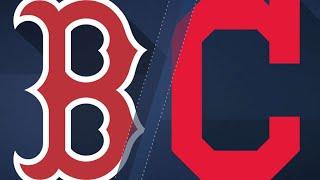 Brantley walks it off in the Tribe's 5-4 win: 9/22/18 - Video Youtube