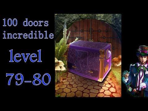 100 doors incredible,Walkthrough/Невероятный мир прохождение level-79-80