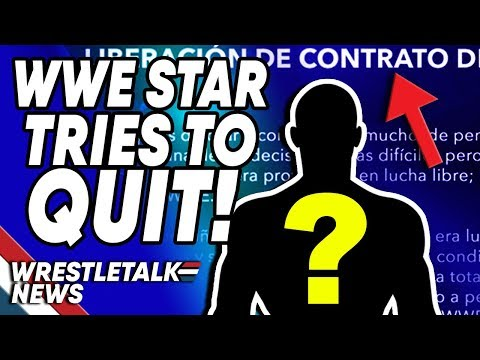 WWE Star Tries To QUIT After RAW! | WrestleTalk News Nov. 2019